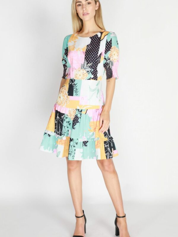 Kelly Dress Print