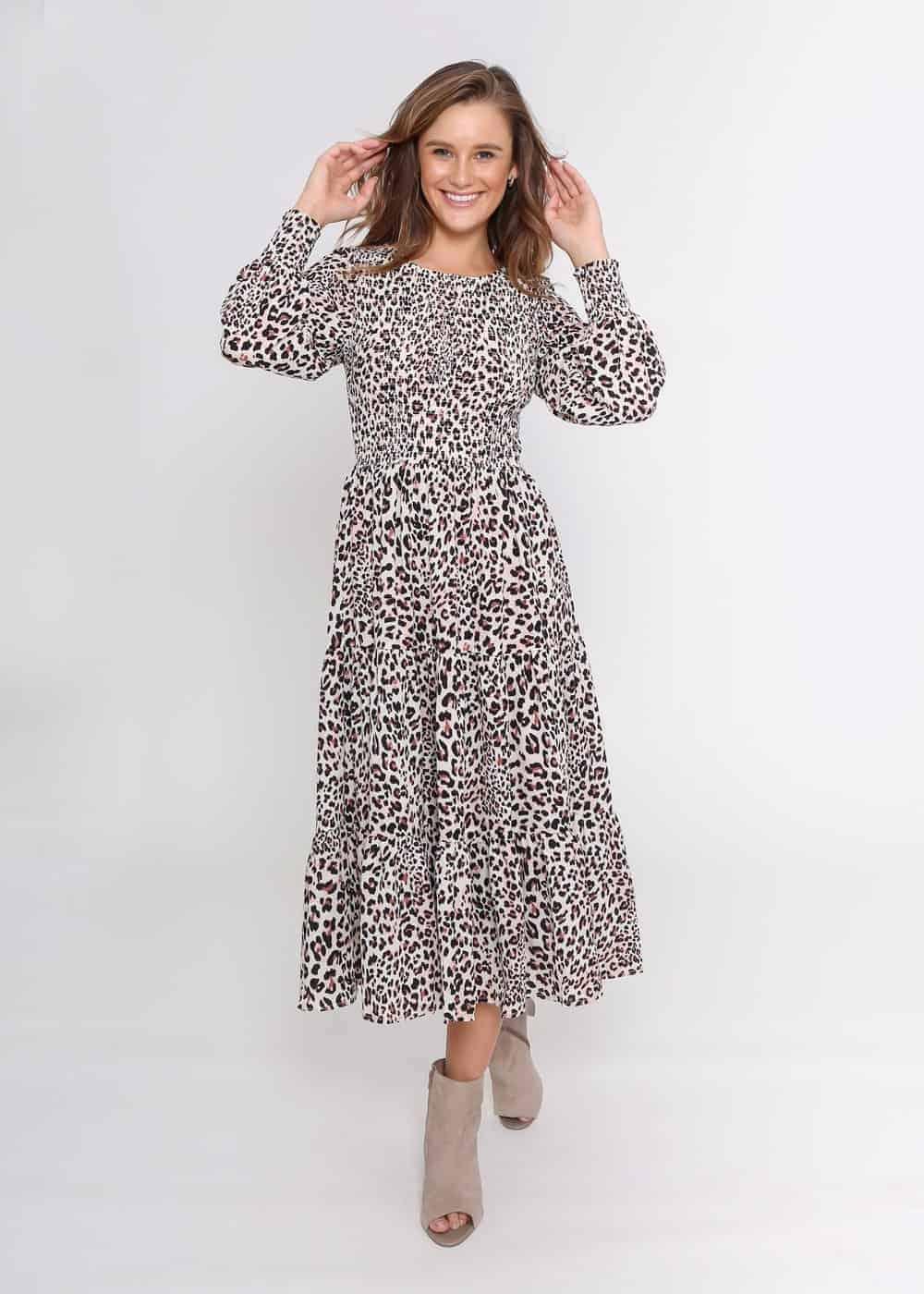 Macy Midi Dress
