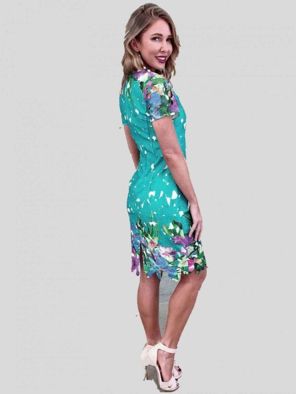 Lace Dress Jade